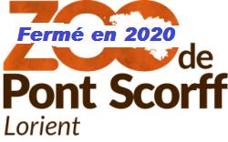 ZOO DE PONT SCORFF Fermé En 2020