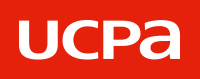 UCPA Logo CARTOUCHE ORANGE 2015 M 1