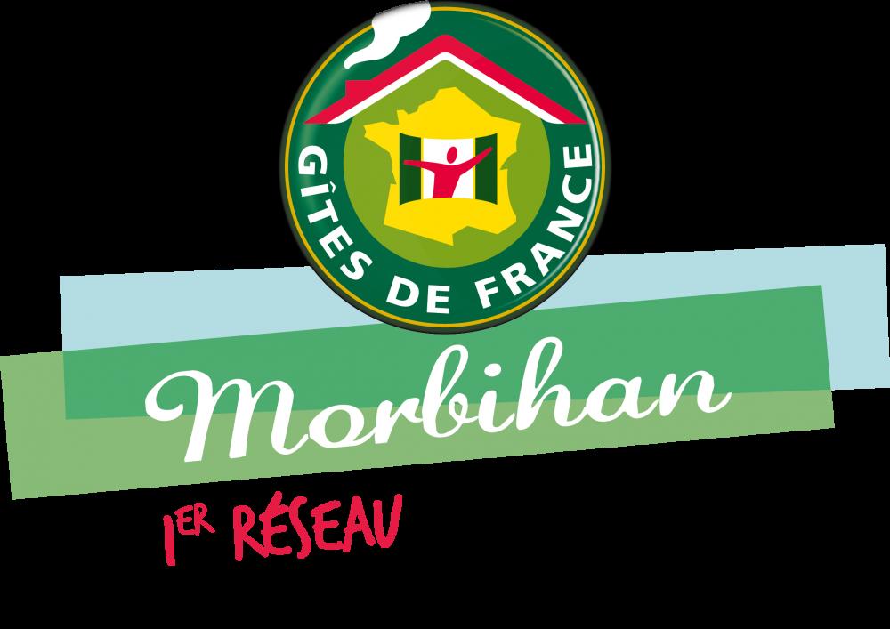 Logo Gites De France Morbihan 2016