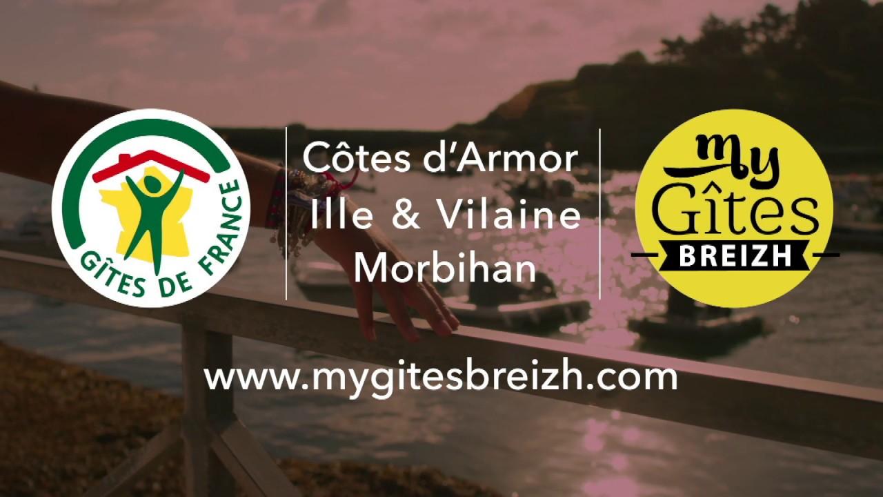 OFFRE GITES DE FRANCE Morbihan/Côtes D'Armor/Ille Et Vilaine