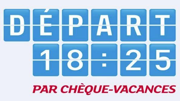 Depart 18 25 Cheque Vacances