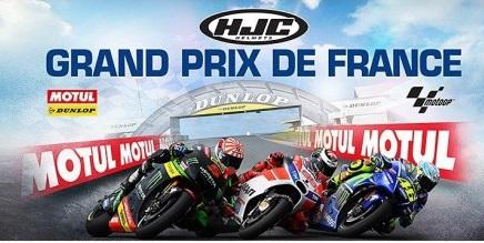 GRAND PRIX DE FRANCE DE MOTO AU MANS